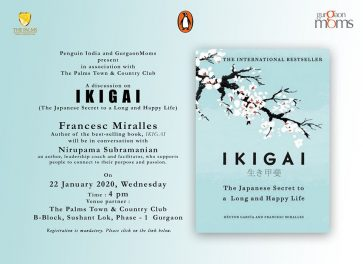 Meet the Author of Ikigai @ The Palms Town & Country Club