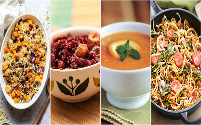 4 Healthy Winter Recipes