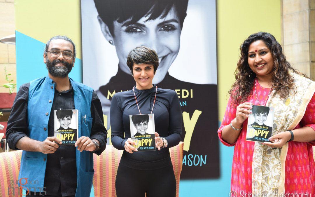 Happy For No Reason: GurgaonMoms' Morning with Mandira