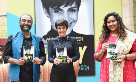 Happy For No Reason: GurgaonMoms' Morning with Mandira