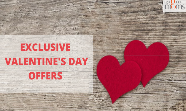 Valentine's Day Offers for GurgaonMoms