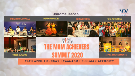The Mom Achievers Summit 2020 @ Pullman , Aerocity