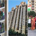 Gurugram Condominium Residents Battle Negativity with Mass Chanting