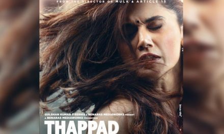Thappad: It All Starts with a Slap!