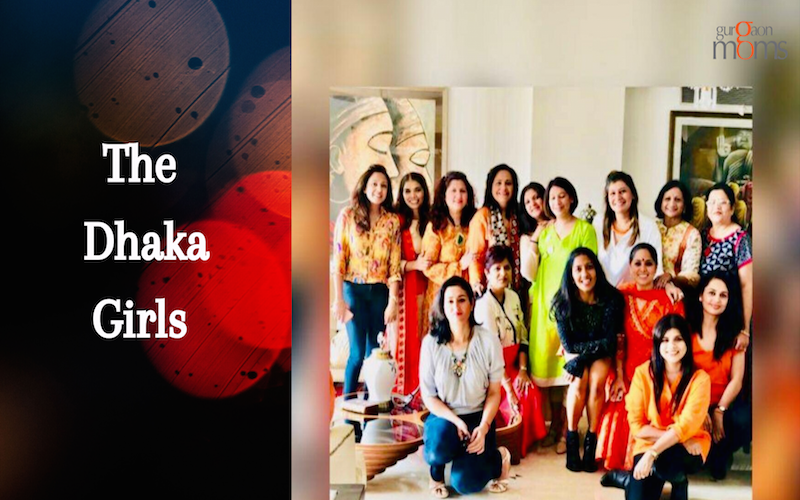 The Dhaka Girls :Spreading Happiness