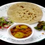 Tinda Masala with Hari Mirch Ke Tapore