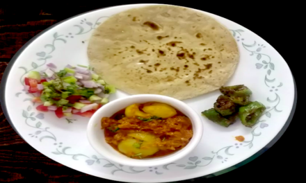 Tinda Masala with Hari Mirch Ke Tapore