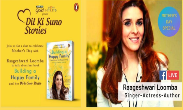#DilKiSuno Stories with Raageshwari Loomba