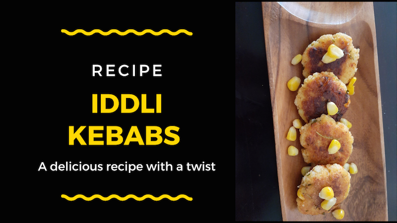 Idli Kebab recipe
