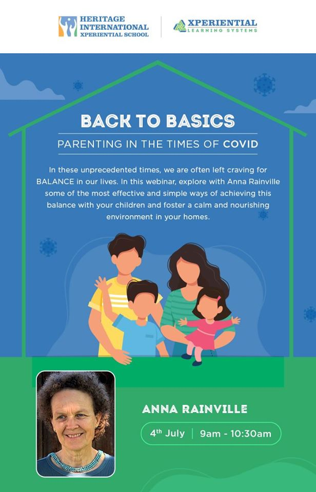 Back to Basics: Parenting in Times of COVID