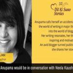 #DilKiSuno Stories with Anupama Jain