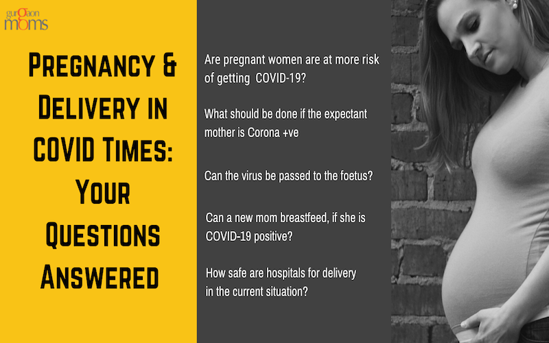 Pregnancy & Delivery in COVID Times: Your Questions Answered