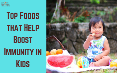 Top Foods that Help Boost Immunity in Kids
