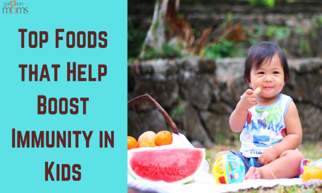Top Foods that Help Boost Immunity in Kids