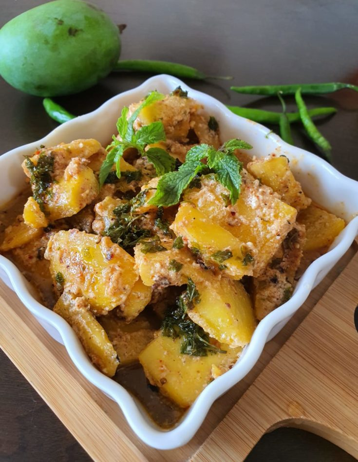tandoori mango