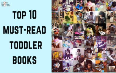 Top 10 Favourite Toddler Books