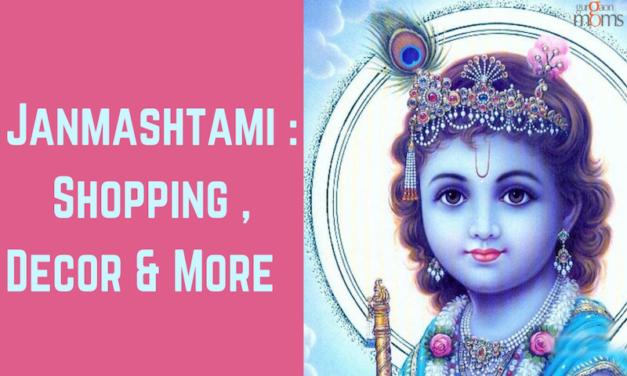 Janmashtami : Shopping , Decor & More