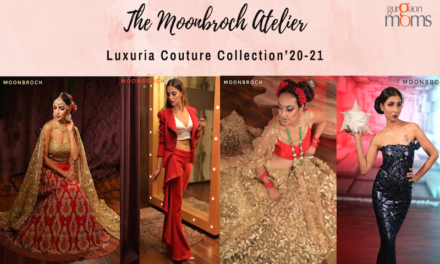 The Moonbroch Atelier Luxuria Couture Collection '20-21