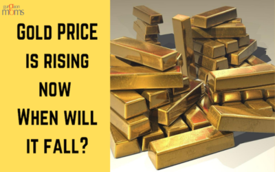 Gold is rising now. When will it fall?
