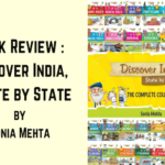 Book Review :Discover India, State by State