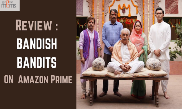 Review : Bandish Bandits @ Amazon Prime