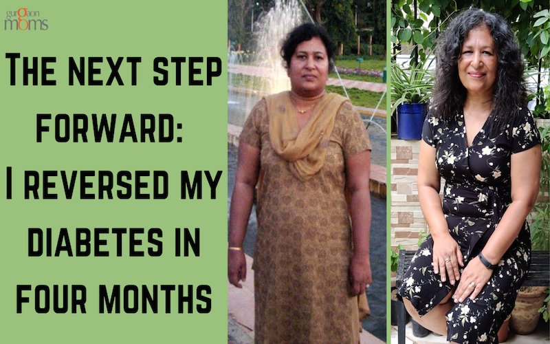 The next step forward: I reversed my diabetes in four months