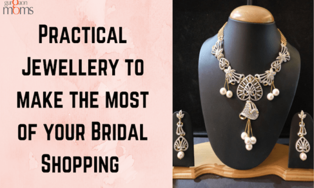 Practical Jewellery  to make the most of your Bridal Shopping