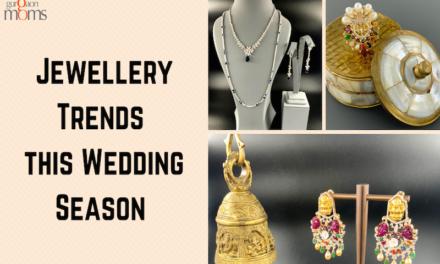 Jewellery Trends this Wedding Season
