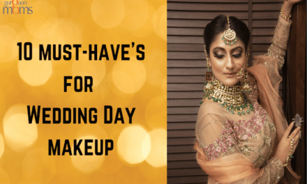 10 Must-Have's for Wedding Day Makeup