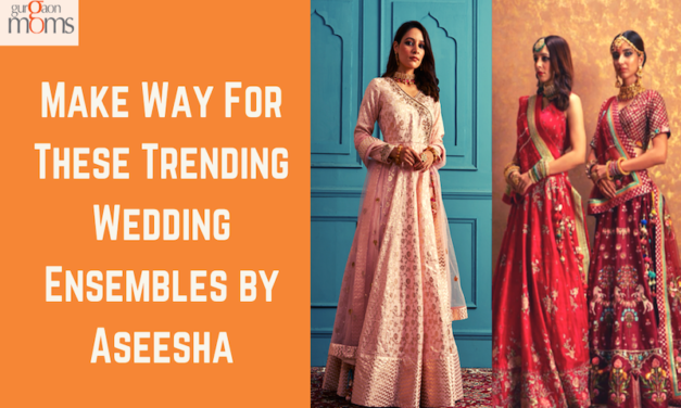 Make Way For These Trending Wedding Ensembles
