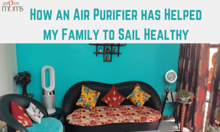 How an Air Purifier has Helped my Family to Sail Healthy