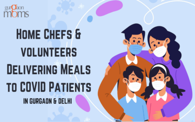 Home Chefs & Volunteers Delivering Meals to COVID Patients