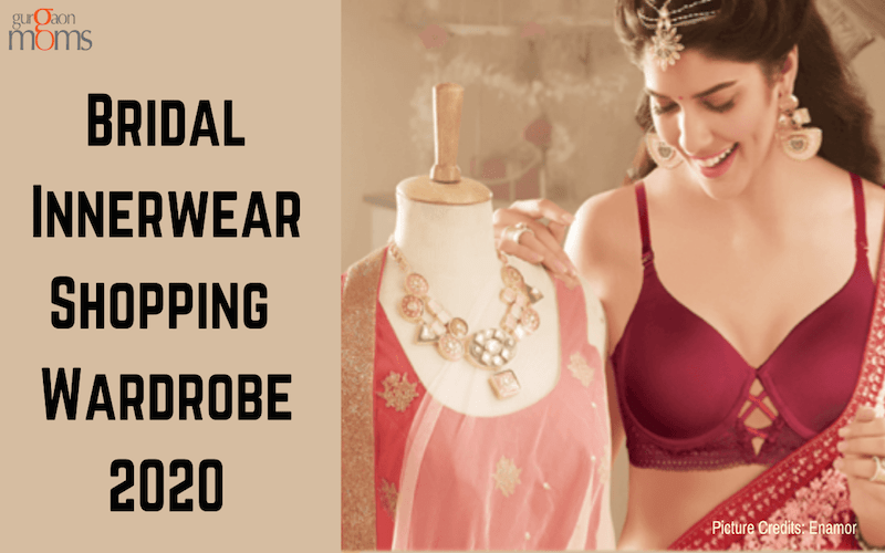 Bridal Innerwear Shopping Wardrobe 2020