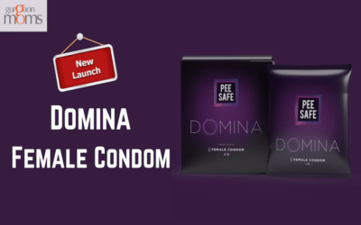 New Launch:Domina-Female Condom