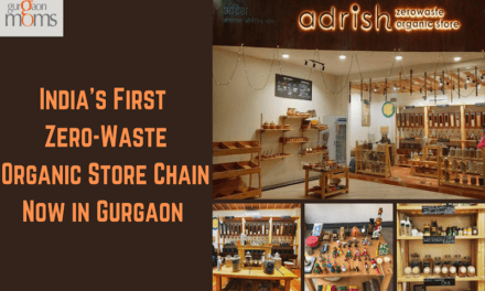 India's First Zero-Waste Organic Store Chain Now in Gurgaon