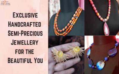 Exclusive Handcrafted Semi-Precious Jewellery for the Beautiful You