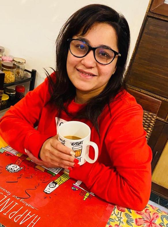 My 'Cup of Tea' by Shuchi Mehrotra Maingi