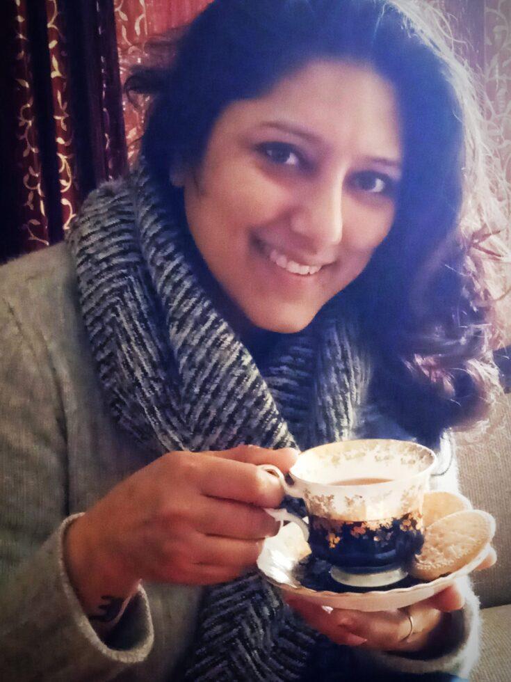Tea, As I Love It by Prianka Dam Ganguli