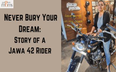 Never Bury Your Dream: Story of a Jawa 42 Rider