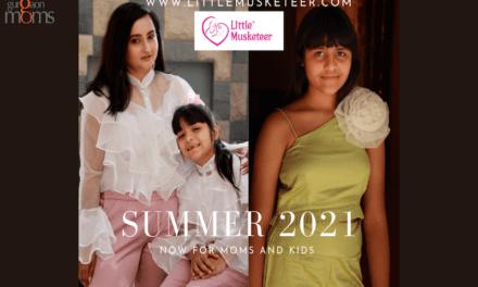 Little Musketeer: Summer 2021 Catalogue Launch