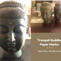 Tranquil Buddha