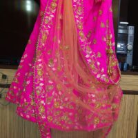 Beautiful Pre-loved Lehnga set in good condition