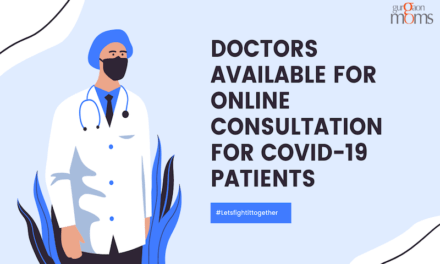 Doctors available for online consultation for COVID-19 patients