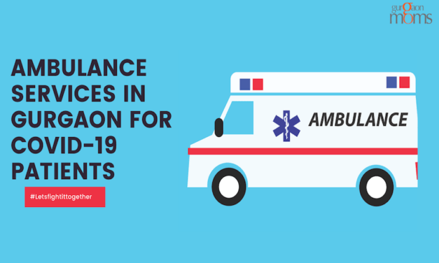 Ambulance Services in Gurgaon for COVID-19 Patients