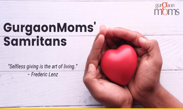 GurgaonMoms Samaritans