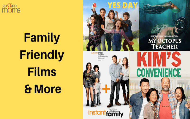 Family Friendly Films & More