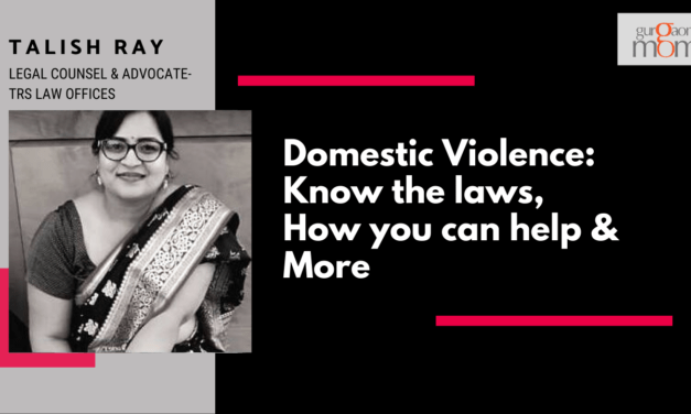 Domestic Violence: Know the Laws,How you can help & More with Talish Ray