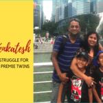 #SharetoCare Series featuring Shree Venkatesh