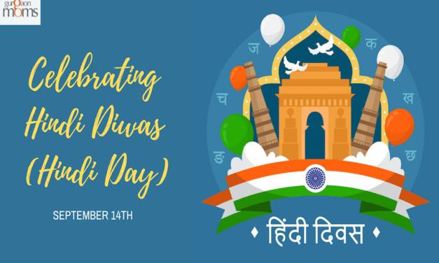 Celebrating Hindi Diwas (Hindi Day)