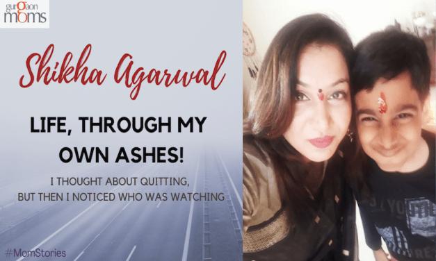#SharetoCare Series featuring Shikha Agarwal